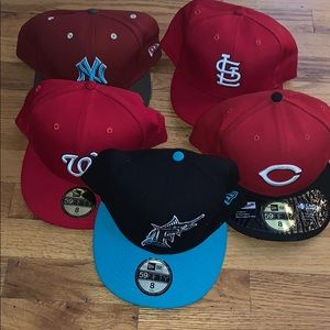 Official MLB fitted cap. Size 8. 35  a hat retail